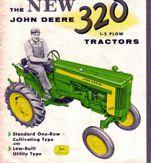 John Deere 120